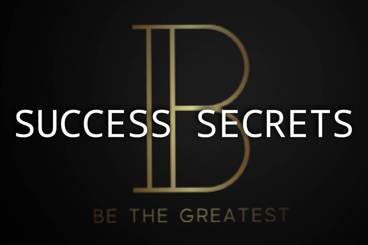 Success secrets from Be The Greatest